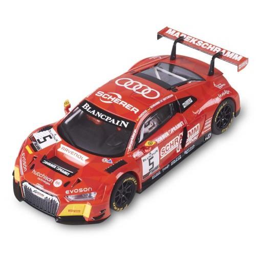 Coche de Scalextric Analogico Audi R8 LMS GT3 Scherer