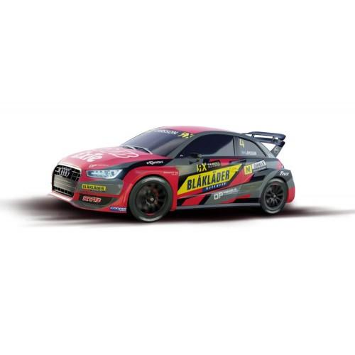 Coche de Scalextric Analogico Audi S1 RX Blaklader