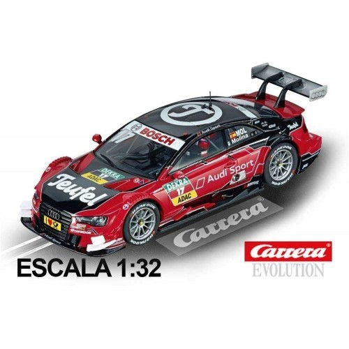 Coche Carrera Evolution Audi A5 DTM Molina No 17