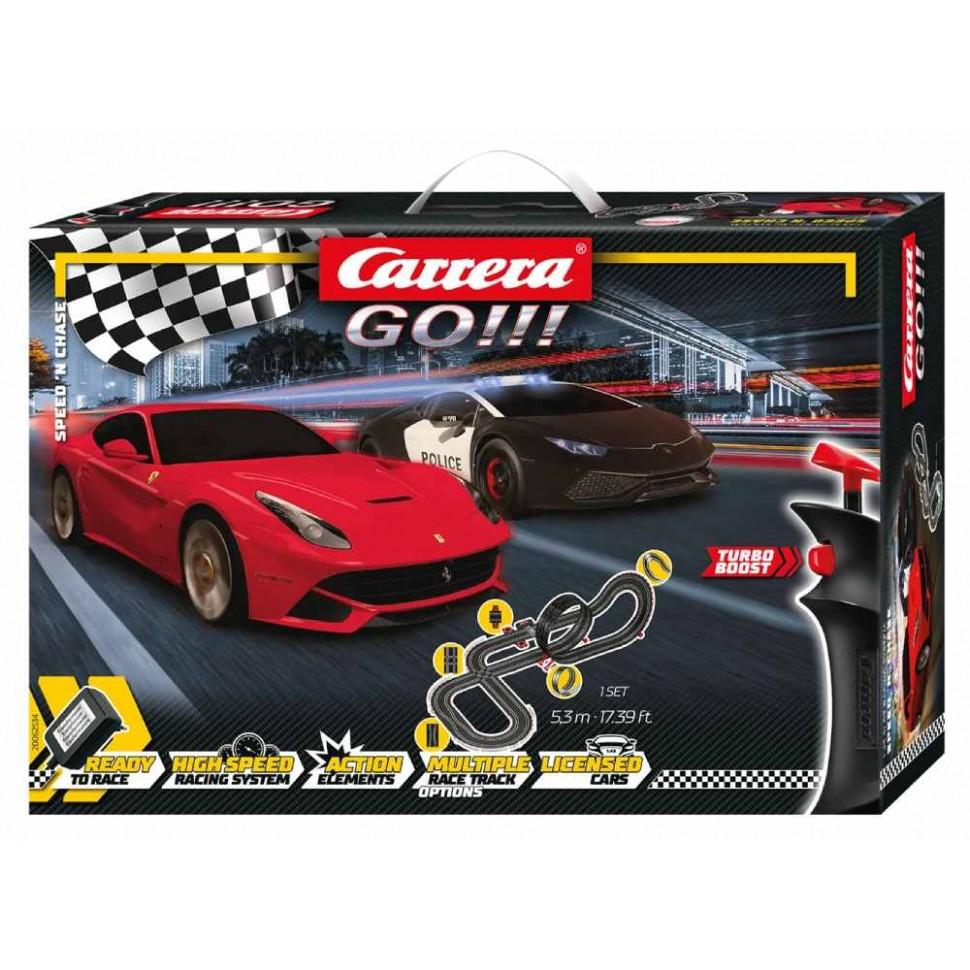 Circuito Carrera Go Speed n Chase