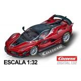 Coche Carrera Digital 132 Ferrari FXX K Evoluzione n93