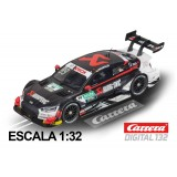 Coche Carrera Digital 132 Audi RS 5 DTM Rockenfeller n99