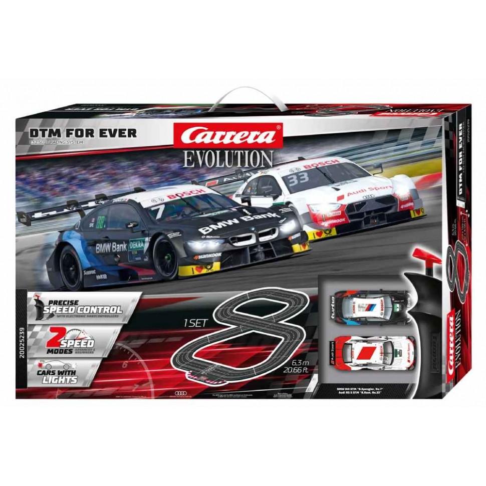 Circuito Carrera Evolution DTM For Ever