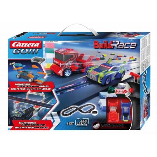 Circuito Carrera Go Build n Race Racing Set 3m