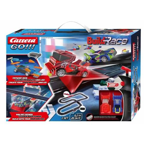 Circuito Carrera Go Build n Race Racing Set 6m