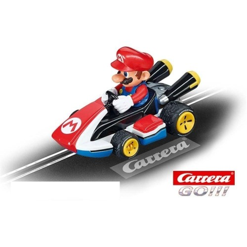 Coche Carrera Go Nintendo Mario Kart 8 Mario