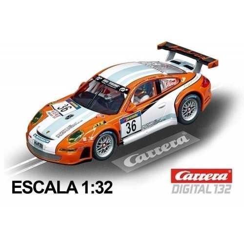 Coche Carrera Digital 132 Porsche GT3 RSR Hybrid 36