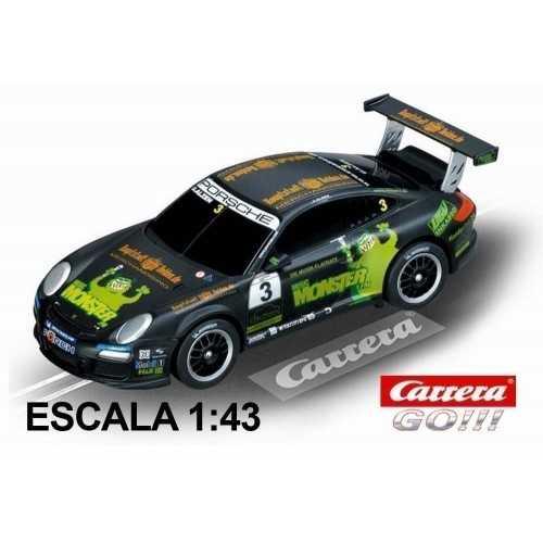 Monstro da Taça Car Carrera Go Porsche 911 GT3