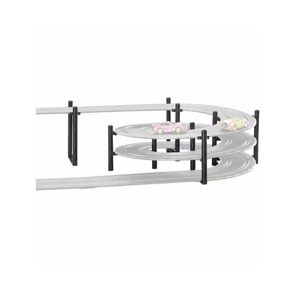 Montagens 3D para elevador de esteira Carrera Go