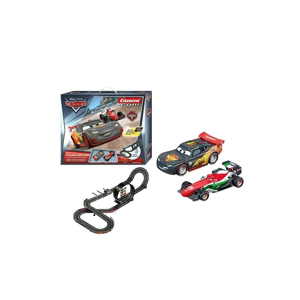 Carrera Disney Cars Racing System Reviews