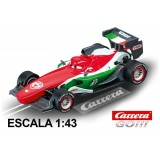 Coche Carrera Go Disney Cars Francesco Bernoulli Carbon NEON