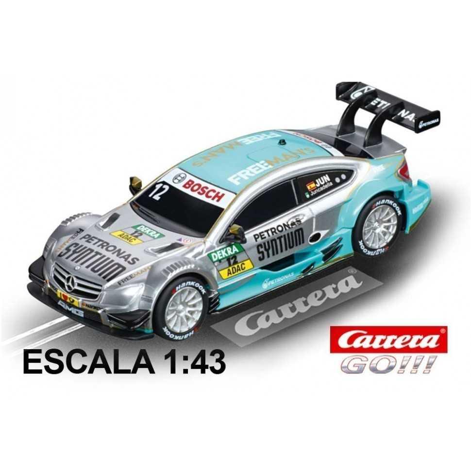 Coche Carrera Go AMG Mercedes C-Coupe DTM Juncadella