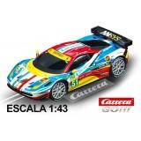 Coche Carrera Go Ferrari 458 Italia GT2 AF Corse No 51