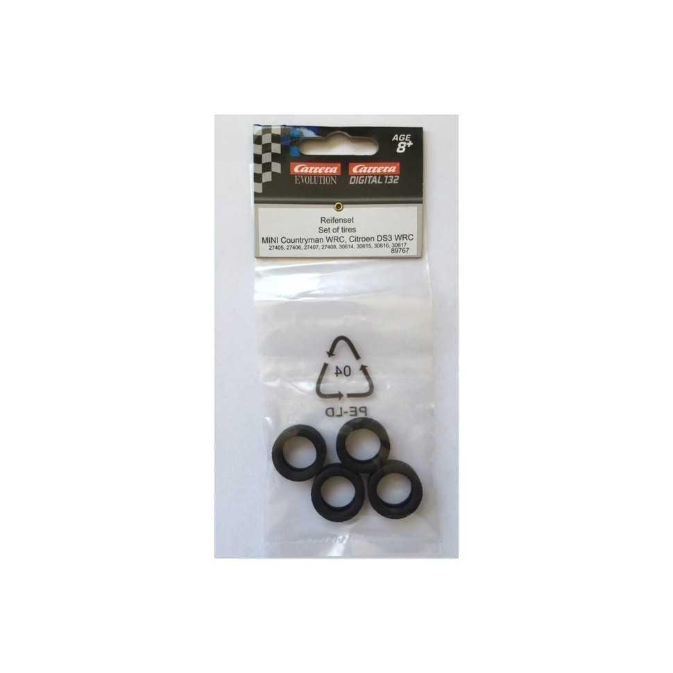Neumaticos Mini+Citroen DS3 Carrera Evolution