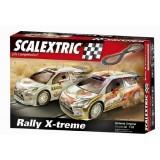 Circuito de Scalextric Analógico C2 Rally X-Treme