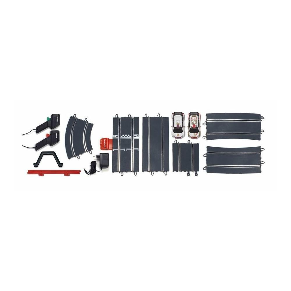 Circuito X : Comprar circuitos de scalextric c2 rally x treme