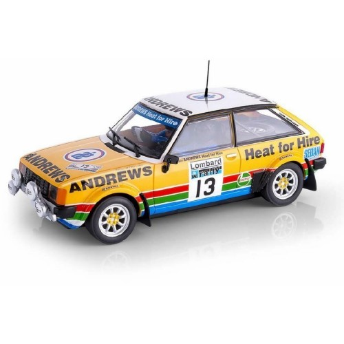 Coche de Scalextric Analógico Talbot Sunbeam Heat For Hire Andrews