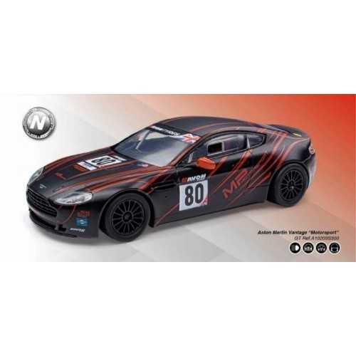 Coche de Scalextric Analógico Aston Martin Vantage Motorsport