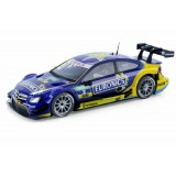 Coche de Scalextric Analogico Mercedes AMG C-Coupe DTM Paffett Euronics