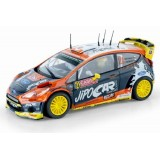Coche de Scalextric Analogico Ford Fiesta RS WRC Prokop