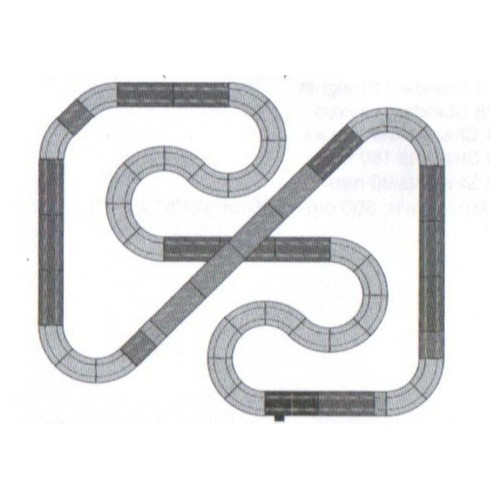 Pack de ampliación Circuito de Scalextric Universal C3A