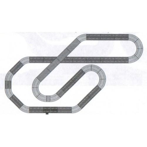 Pack de ampliación Circuito de Scalextric Universal C3B