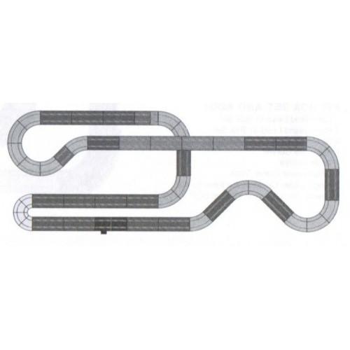 Pack de ampliación Circuito de Scalextric Universal C3C