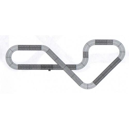 Pack de ampliación Circuito de Scalextric Universal C2B