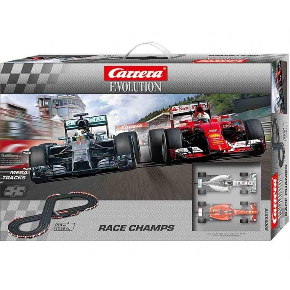 Circuito Carrera Evolution Race Champs