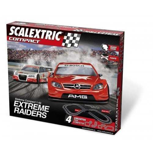 Circuito de Scalextric Compact Extreme Raiders