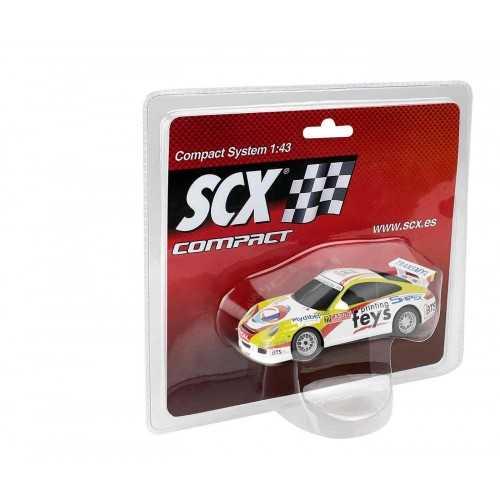Coche de Scalextric Compact Porsche 911 GT3 Duez