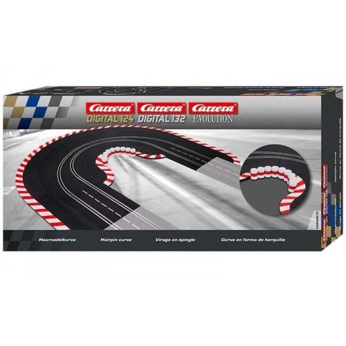 Horquilla Chicane para pistas Carrera Evolution-Digital 132