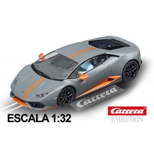 Coche Carrera Evolution Lamborghini Huracan LP 610-4