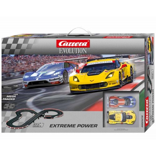 Circuito Carrera Evolution Extreme Power
