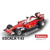 Coche Carrera Go Ferrari SF16-H Vettel