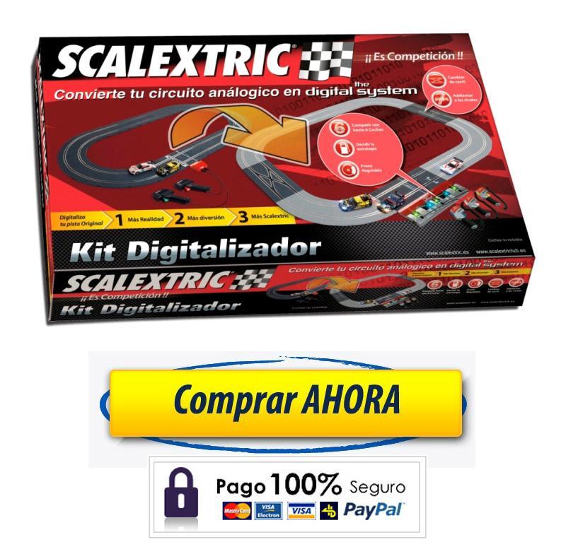 Accesorios de Scalextric Digital System Kit Digitalizador de circuitos comprar