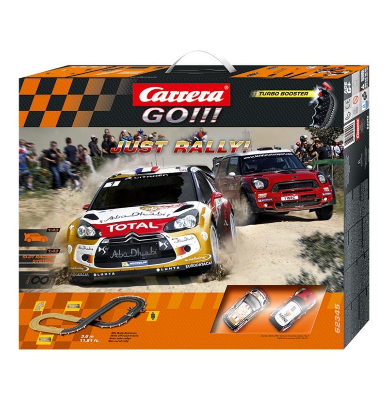comprar circuito carrera go rally