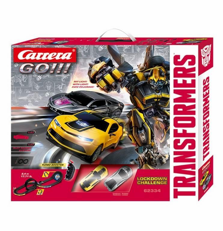 Circuito Carrera Go Transformers