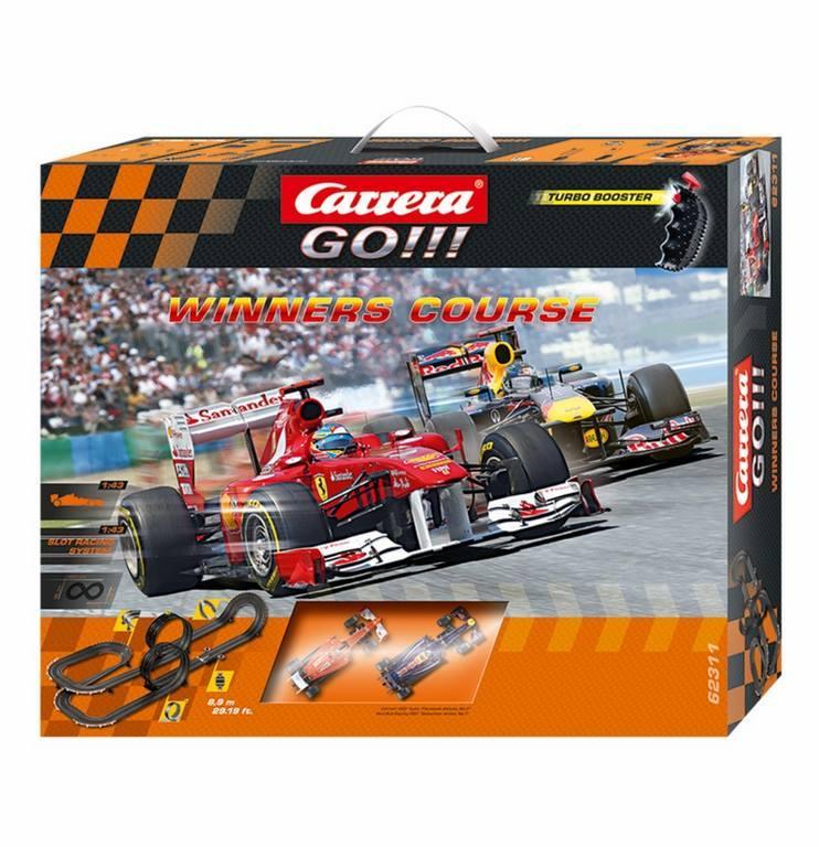 Circuitos Carrera Go Winners Course