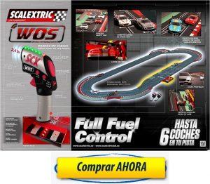 Circuitos de Scalextric WOS Full Fuel Control comprar barato