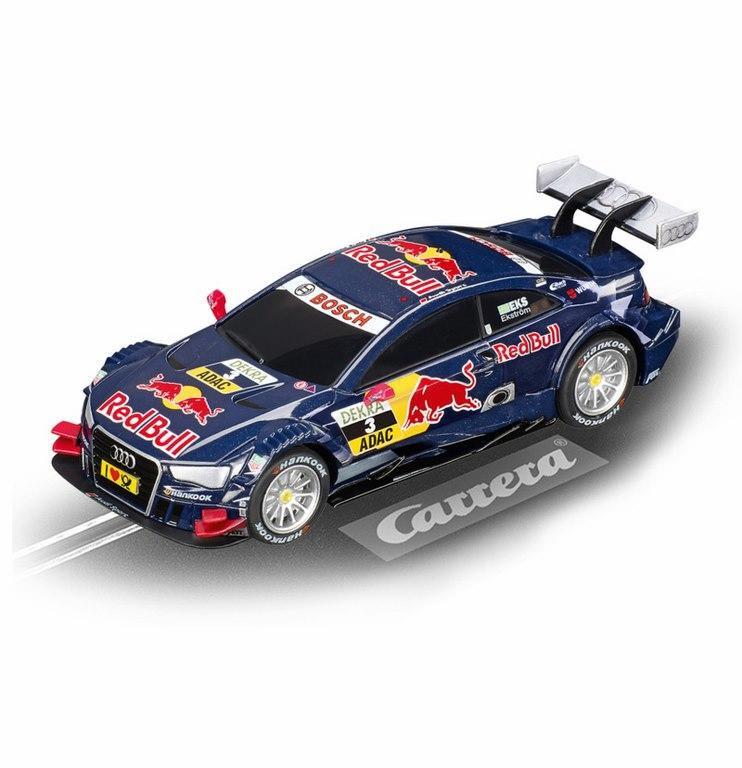 Coches Carrera Go Audi A5 DTM Ekström Red Bull