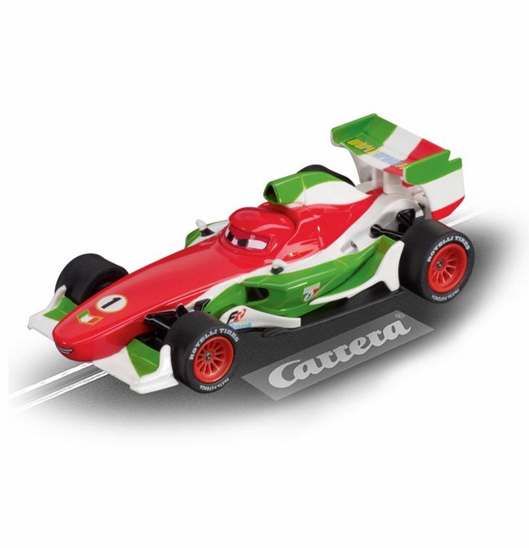 Coches Carrera Go Disney Cars Francisco Bernoulli