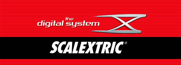 Logo Scalextric Digital System