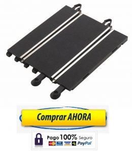 Pista-de-Scalextric-Analogico-Pista-de-compatibilidad-Negra-gris-comprar-barato