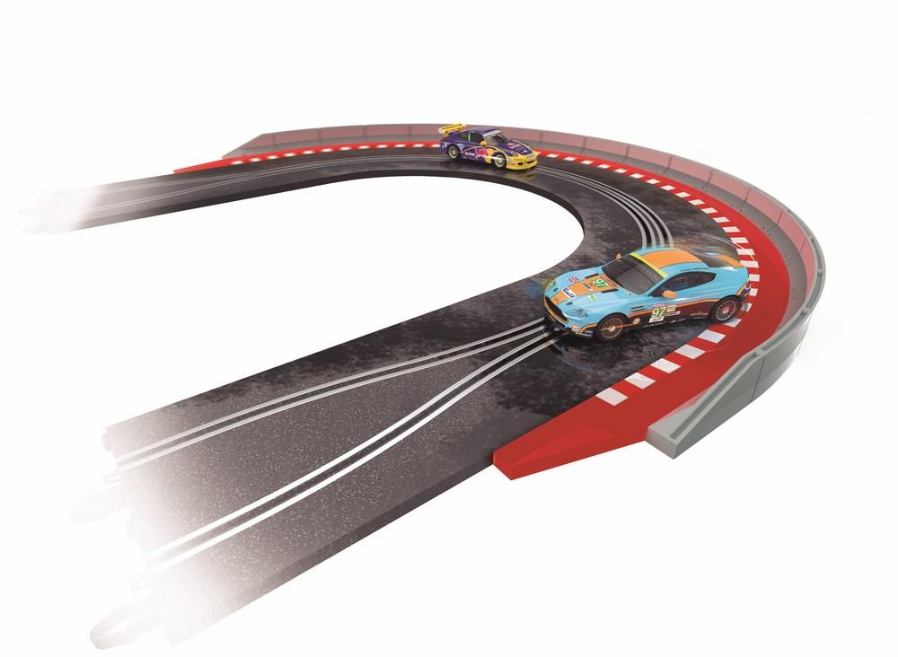 Pistas de Scalextric Universal Curva chicane superdeslizante
