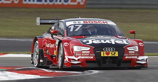coche Scalextric Audi RS5 DTM Molina comprar barato