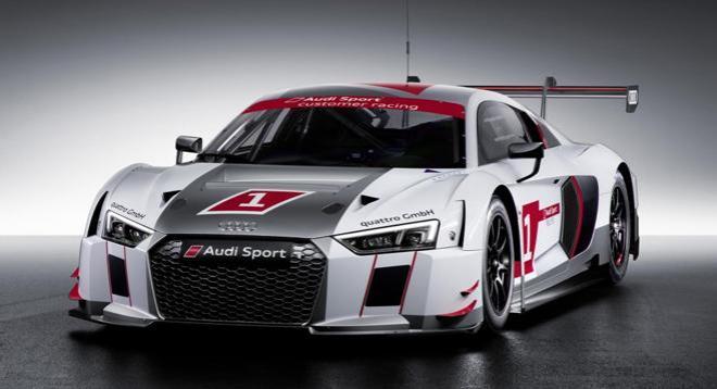 coche scalextric Audi R8 LMS 2016