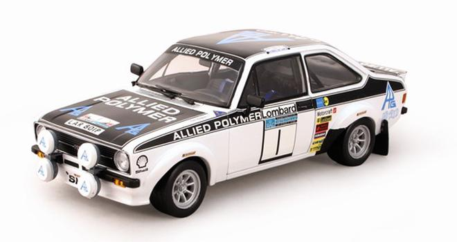 coche scalextric Ford Escort MkII Makkinen