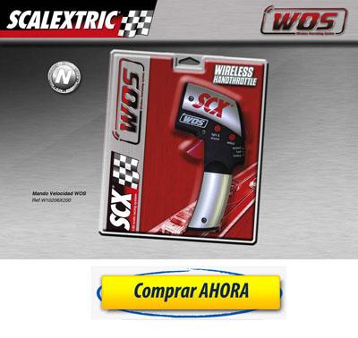 comprar Accesorios de Scalextric WOS Mando inalambrico