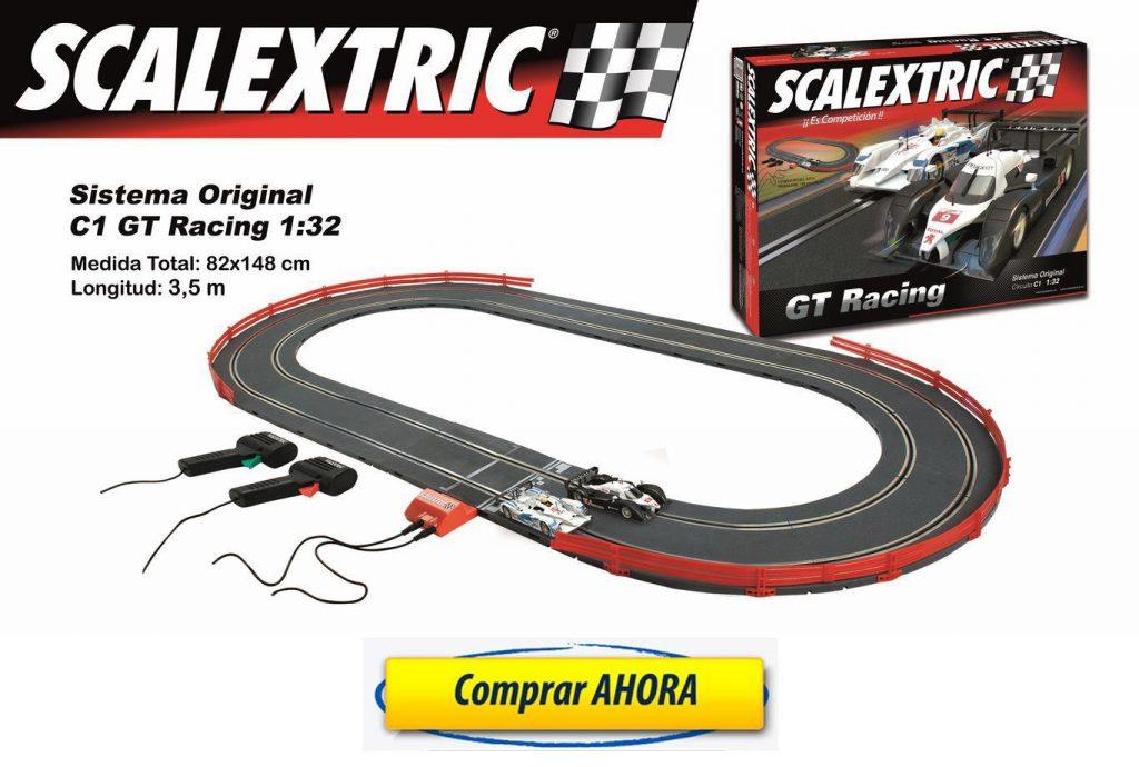 comprar-Circuito-de-Scalextric-Analogico-C1-barato